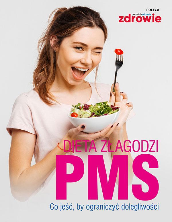 Dieta złagodzi PMS