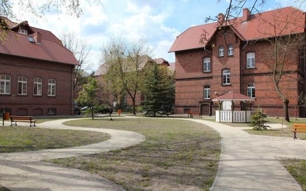 Remont Szpitala Neuropsychiatrycznego w Kościanie w Zmieniamy Wielkopolskę w Radiu ESKA