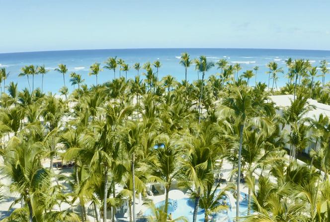 Dominikana od góry! Tak wygląda miejsce, w którym ESKA Odwołuje Zimę 2020!